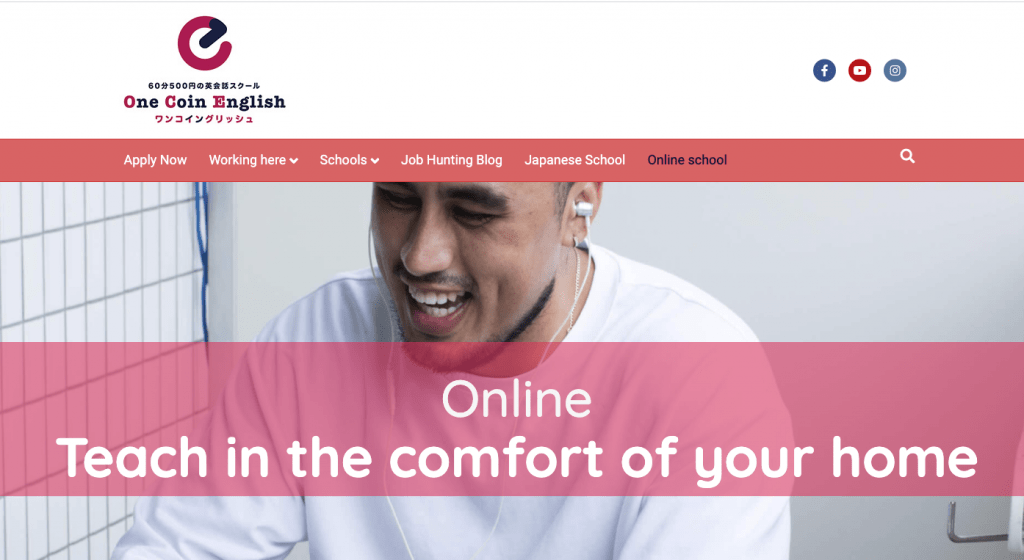 one coin english teaching online