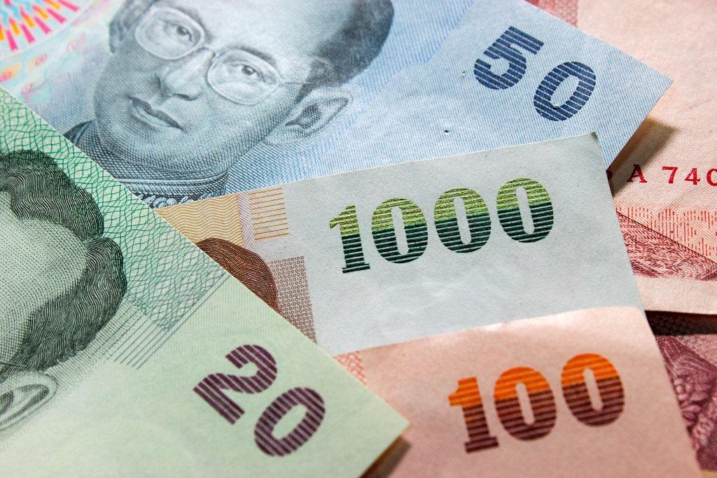 thailand salary