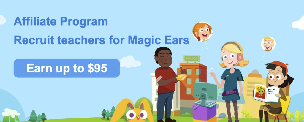 magic ears affiliate program